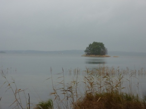 View from Muskö.